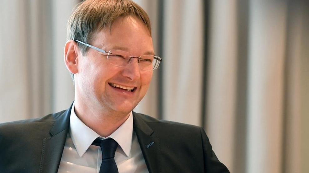 Der neue bayerische Bauminister Hans Reichhart (CSU)