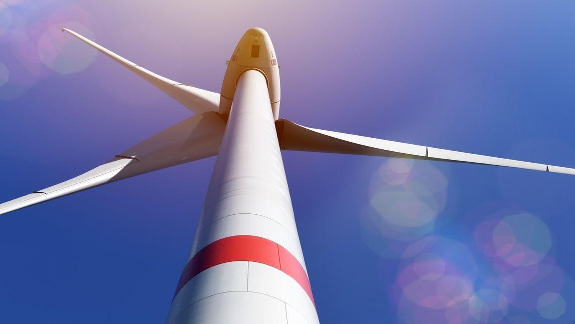Symbolbild Windkraft