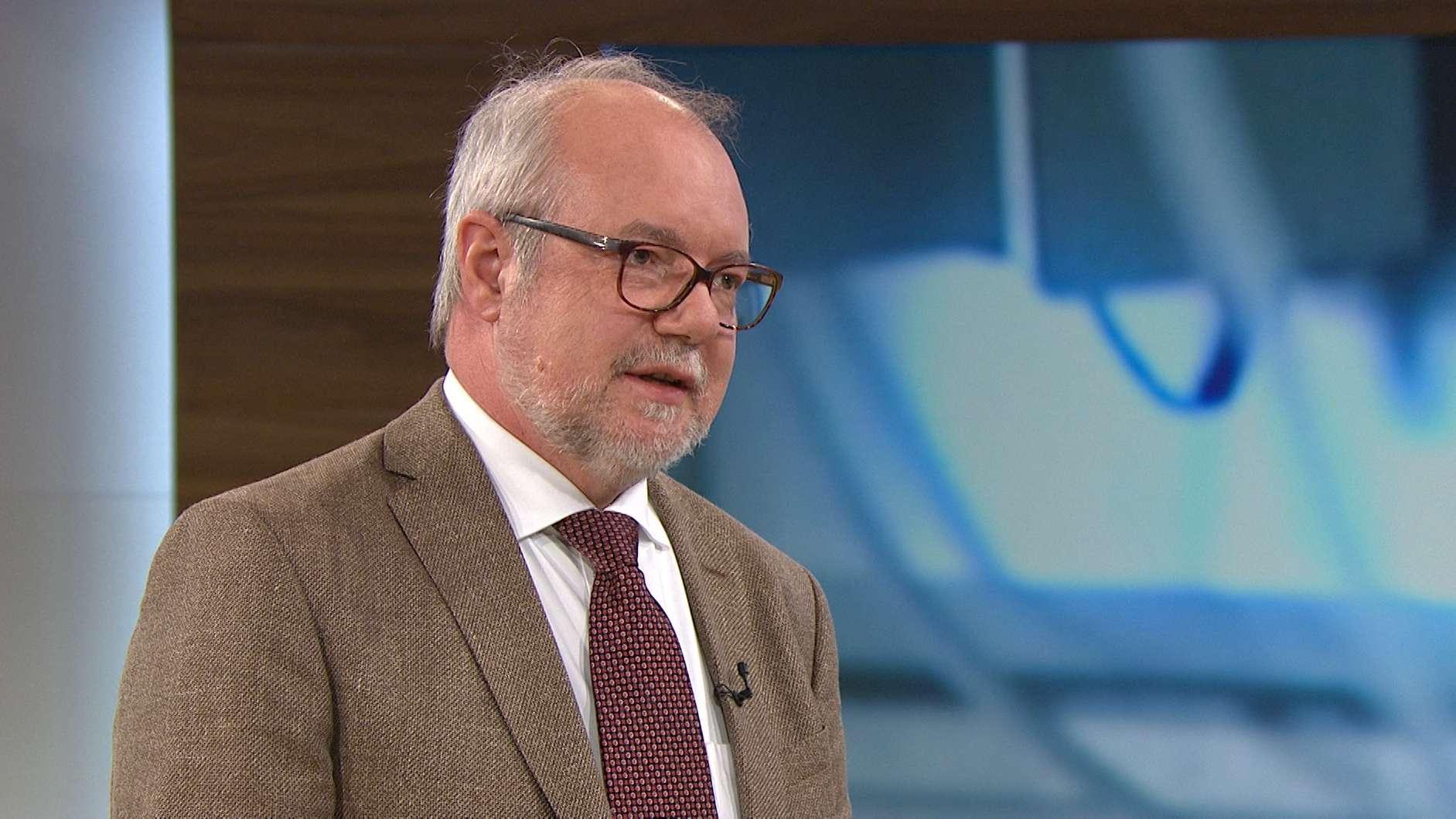 Chefarzt der Schön-Klinik in Bad Aibling, Dr. Friedemann Müller