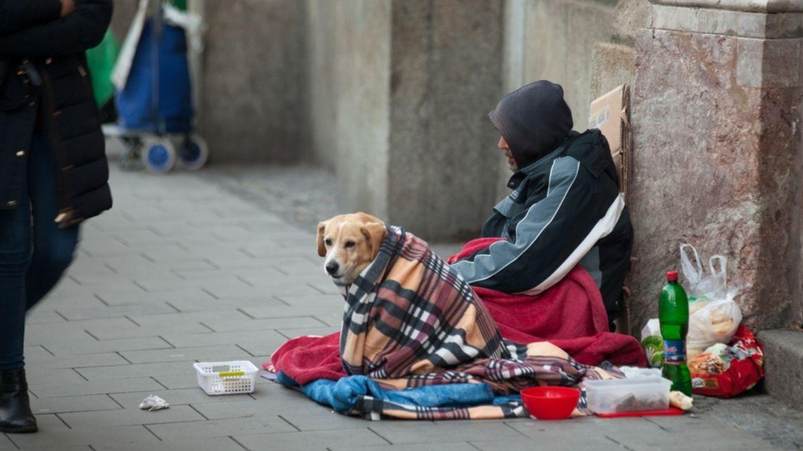 Corona und Kälte machen Obdachlosen zu schaffen