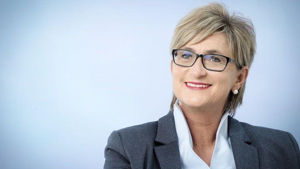 BLLV-Chefin Simone Fleischmann
