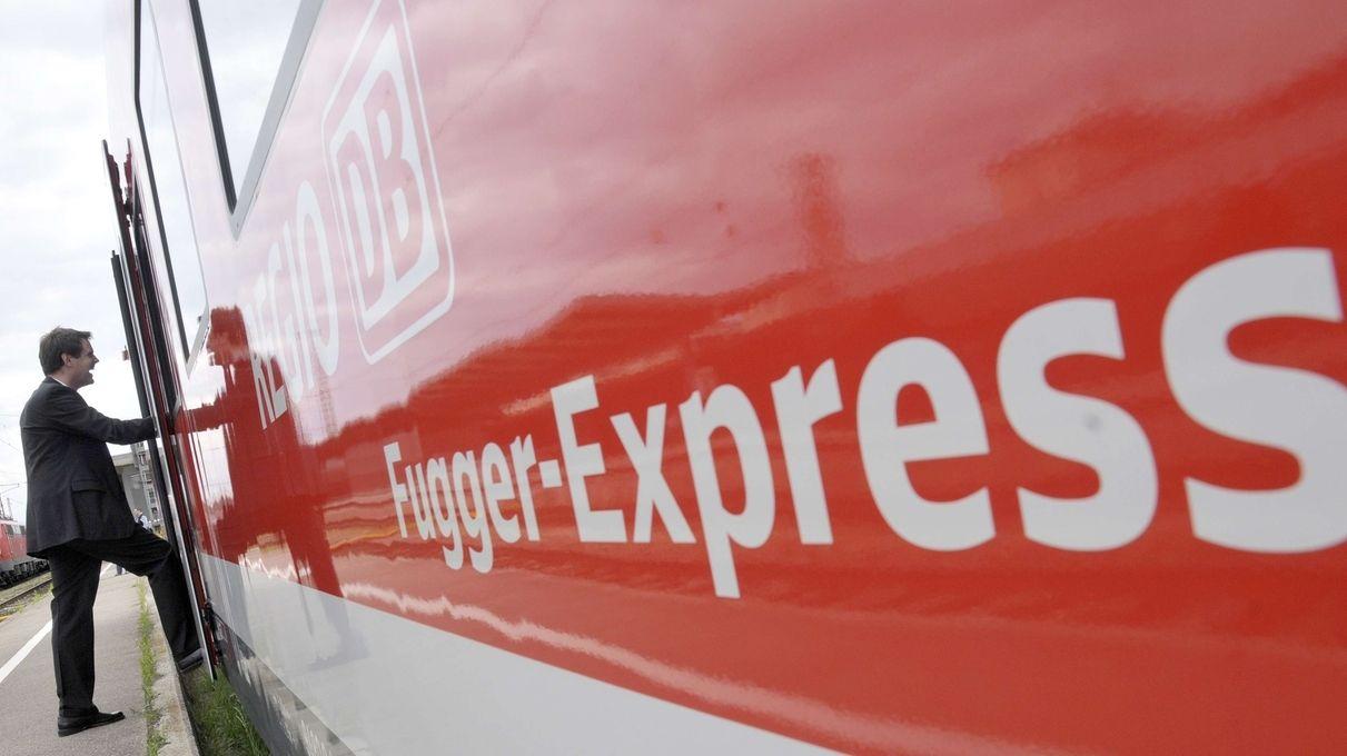 Fugger-Express-Zug