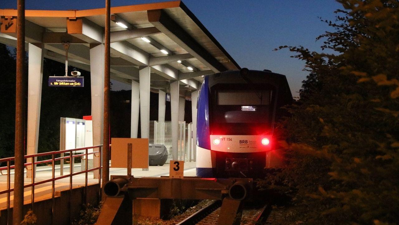Polizeieinsatz am Bahnhof Füssen