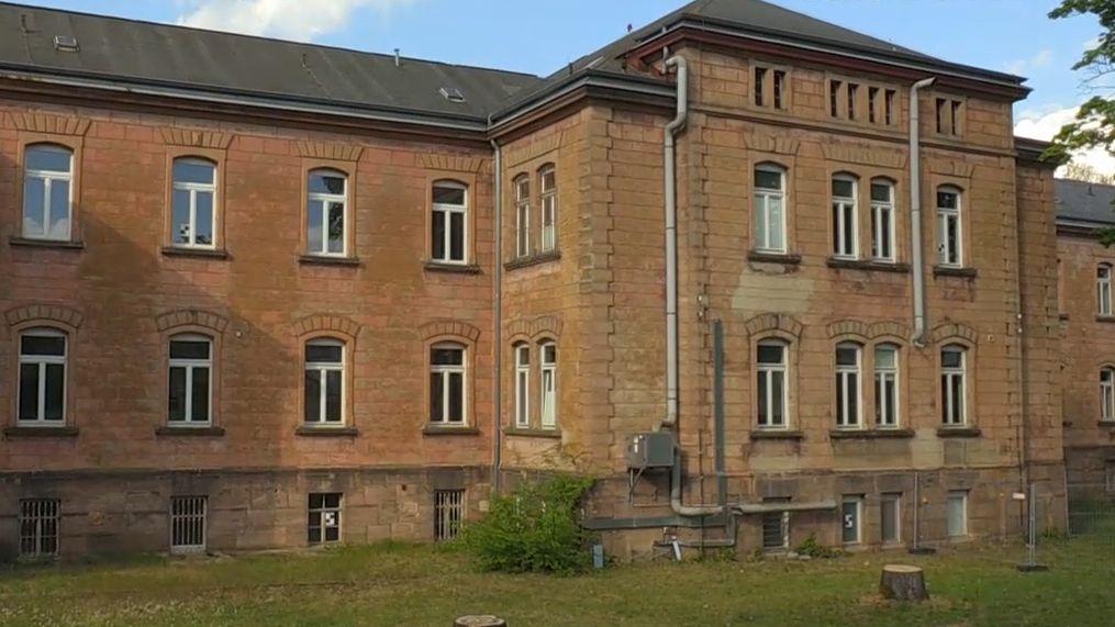 Ehemalige Heil- und Pflegeanstalt in Erlangen