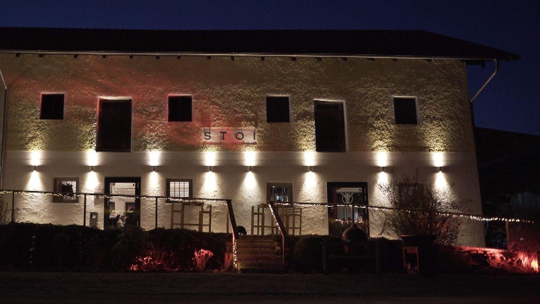 """Maurers Restaurant """"Stoi"""" in Schergengrub/Rattenberg"""
