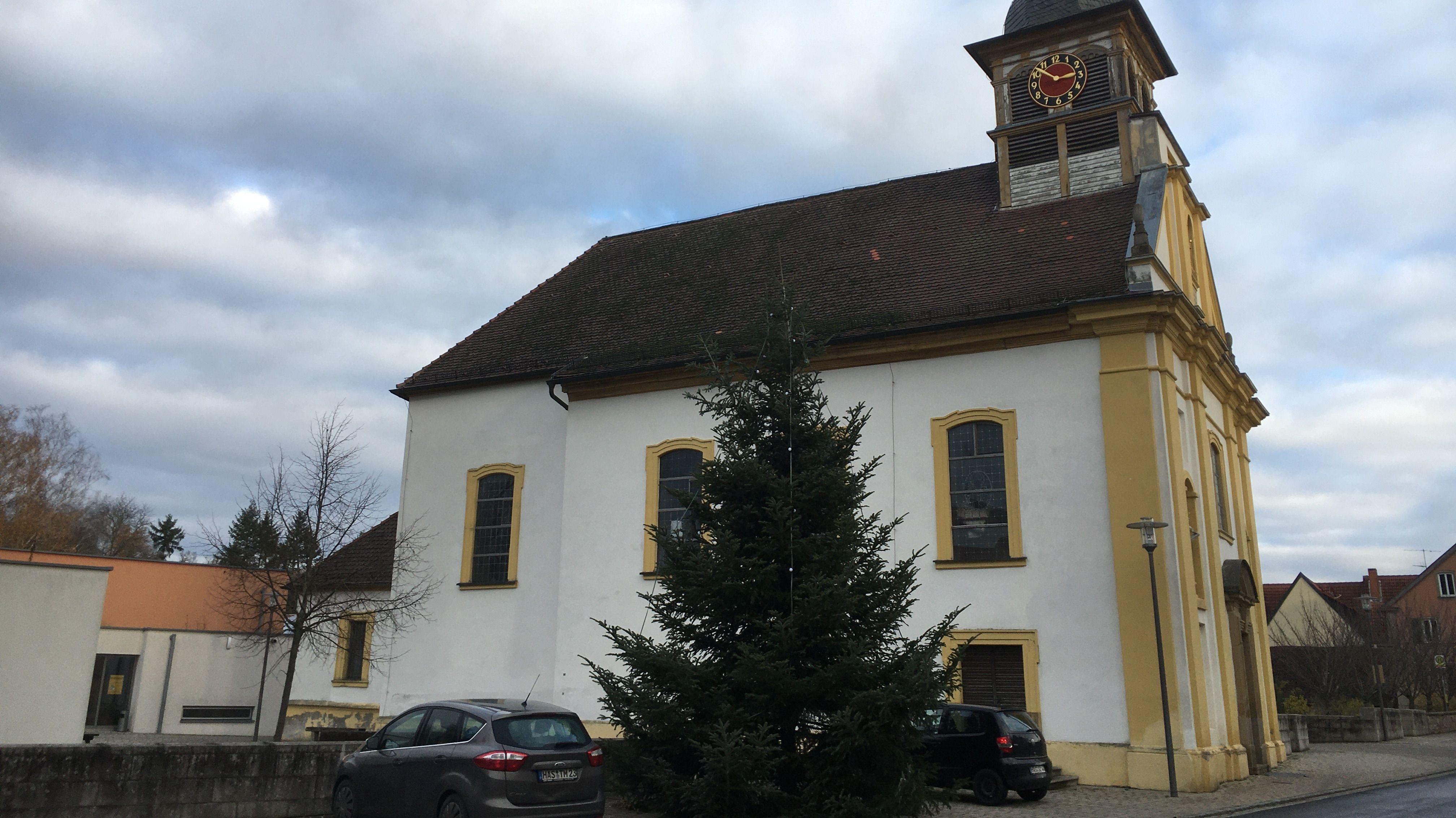 St. Barbara in Oberschwappach