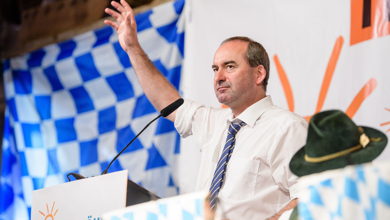 Freie Wähler Chef Hubert Aiwanger