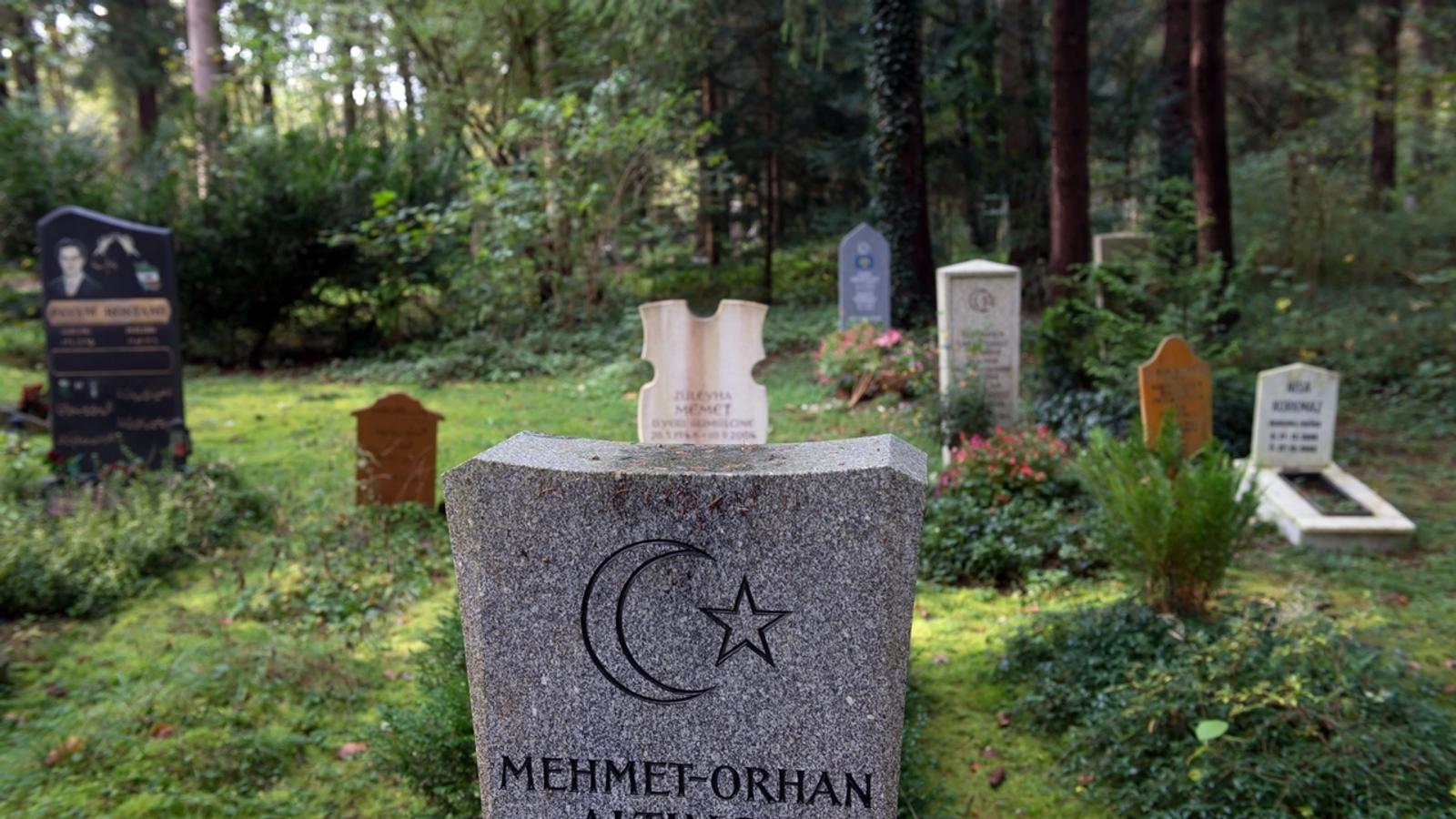 Deshalb Sind Islamische Beerdigungen In Bayern Schwierig Br24