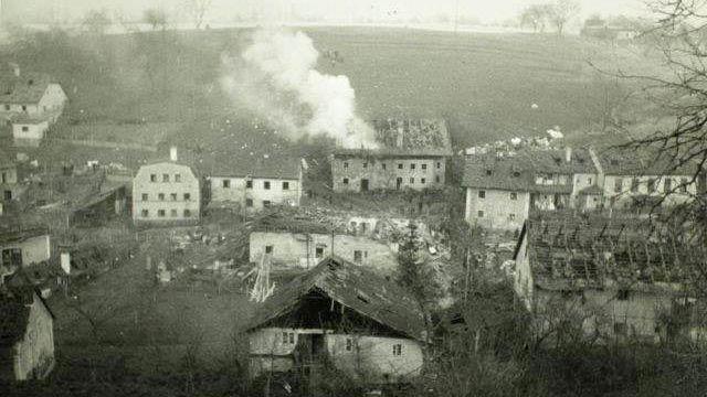 Bombardierungen in Passau