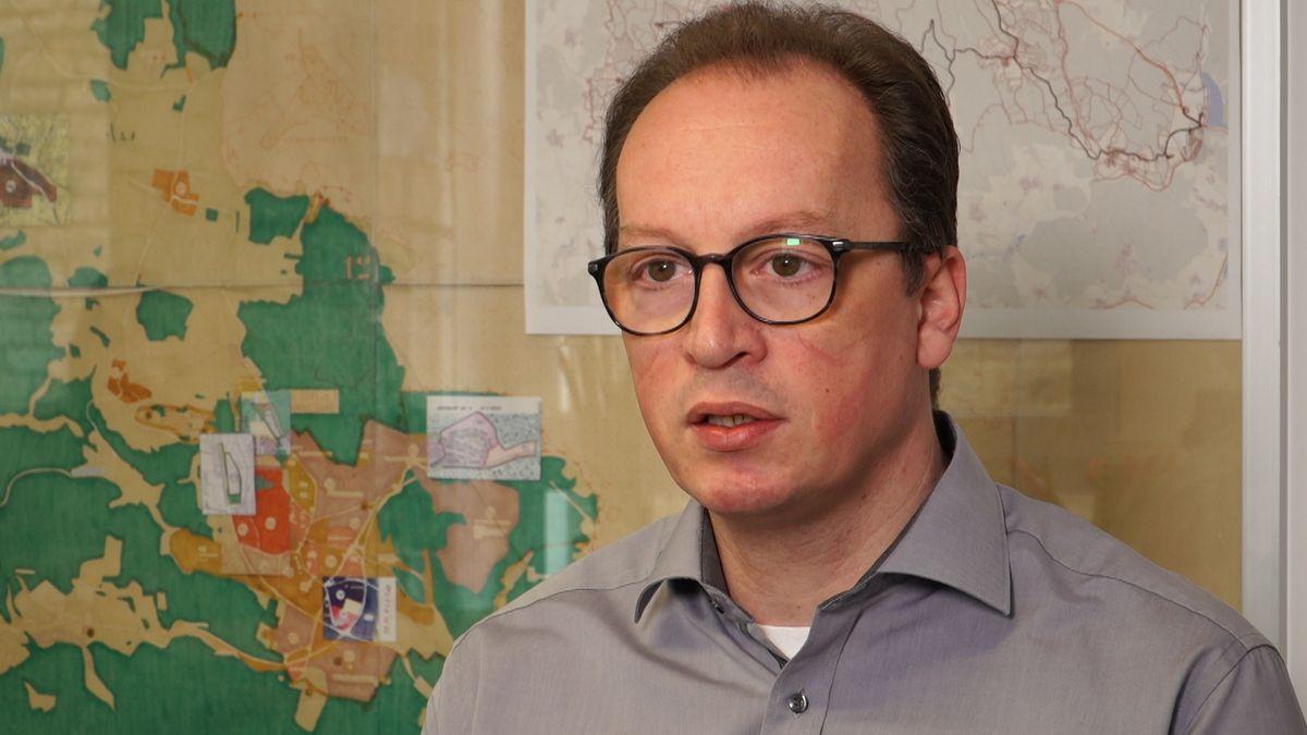 Martin Behringer, der Bürgermeister in Thurmansbang im Landkreis Freyung-Grafenau