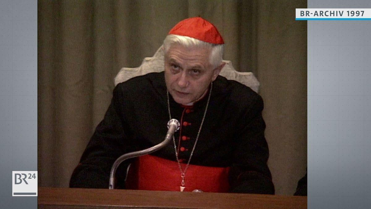 Joseph Ratzinger als Präfekt der Glaubenskongregation