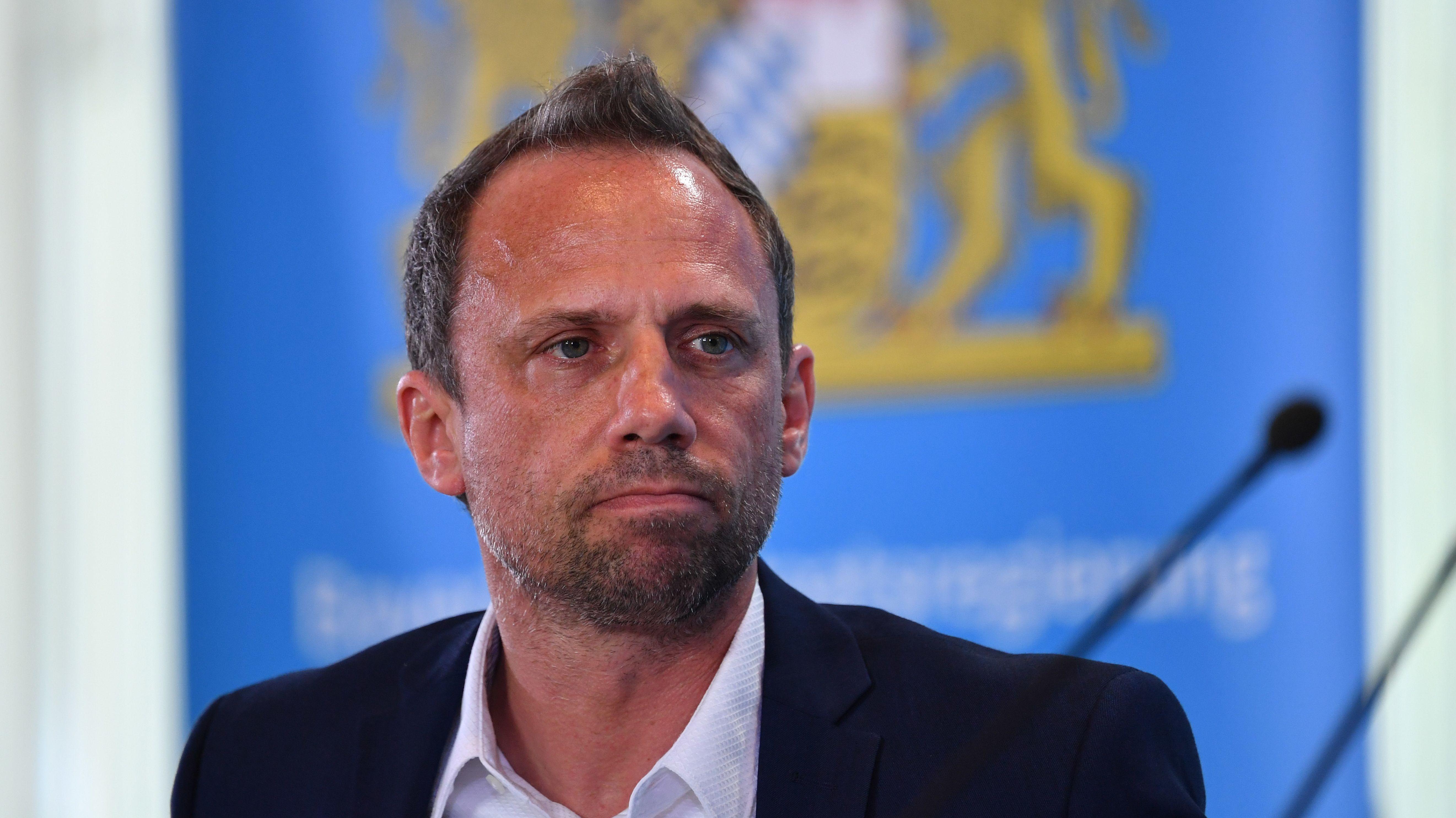 Bayerns Umweltminister Glauber