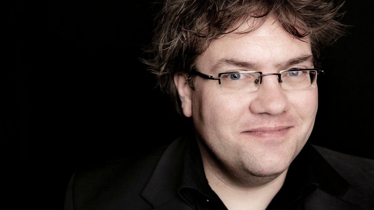 Der Kabarettist und Kleinkünstler Matthias Reuter.