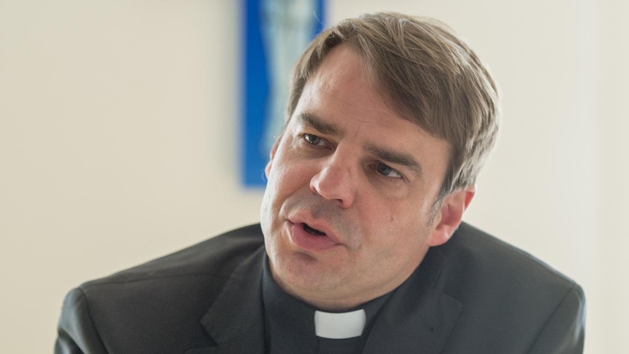 Stefan Oster, der Bischof des Bistums Passau