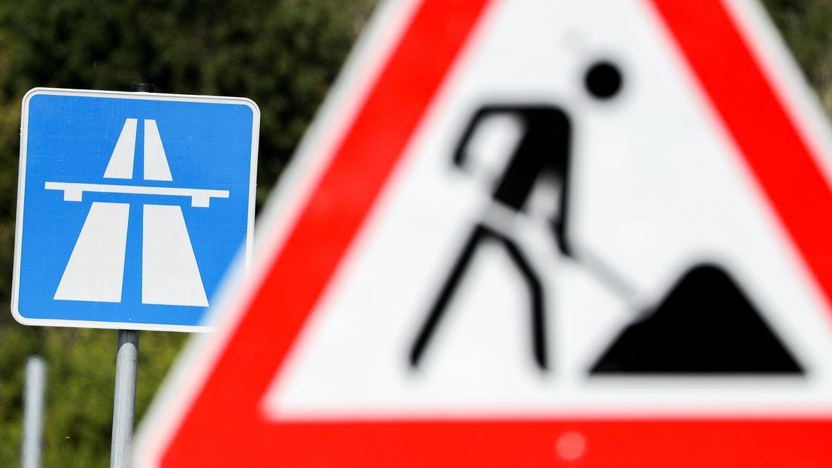 Baustelle bei Metten auf der A3 verschwindet - Tempolimit bleibt
