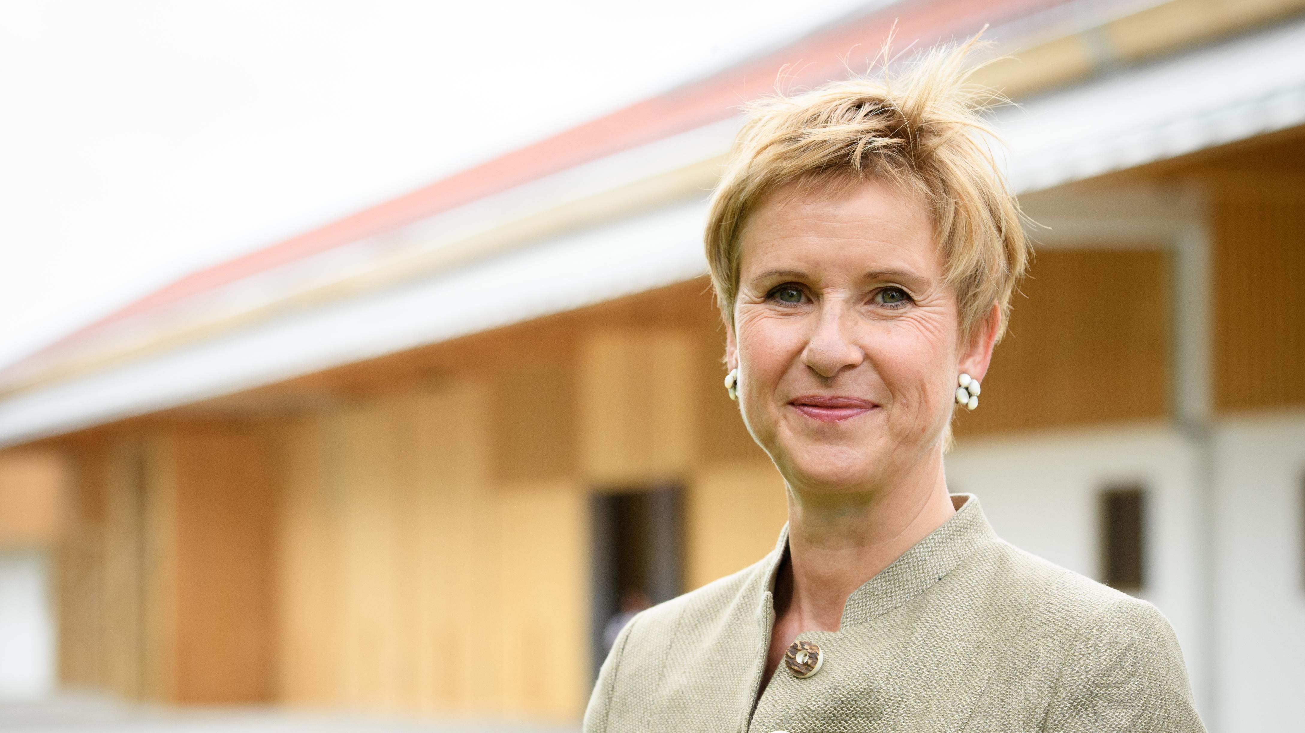 Susanne Klatten im Portrait.