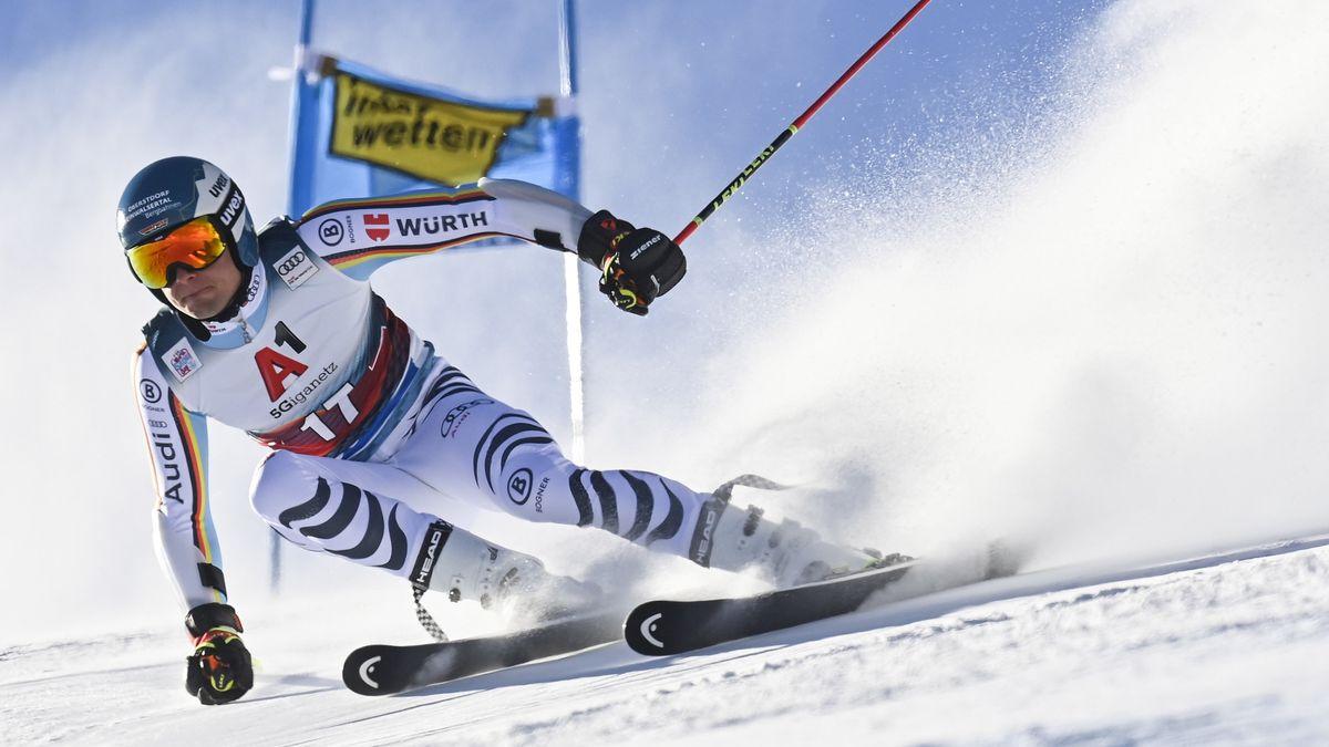 Ski-Weltcup in Sölden