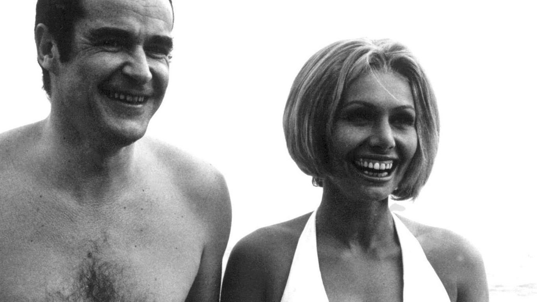 Ruth Gassmann 1968 mit Oswalt Kolle