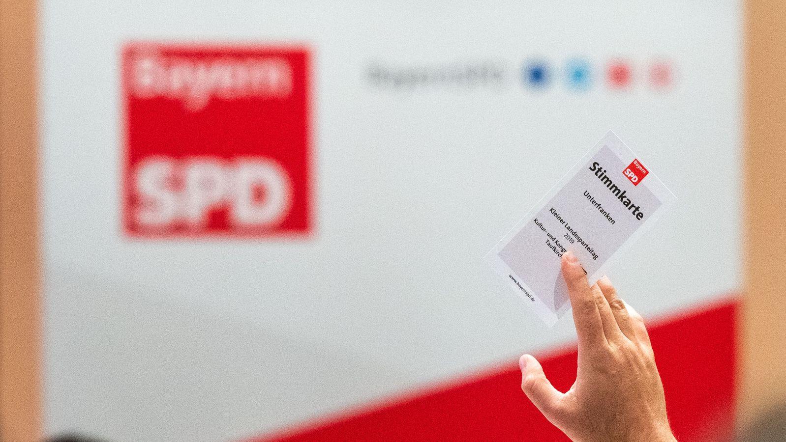 Wer soll die Bayern-SPD führen? Basis unentschlossen
