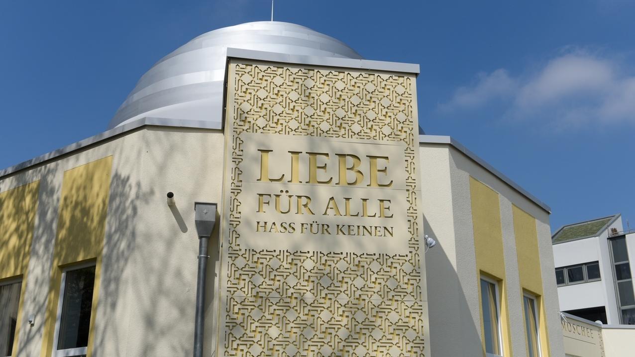 Moschee in Augsburg
