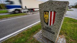 Österreich und Italien fast ganz Risikogebiete (Symbolbild)   Bild:dpa-Bildfunk/Armin Weigel