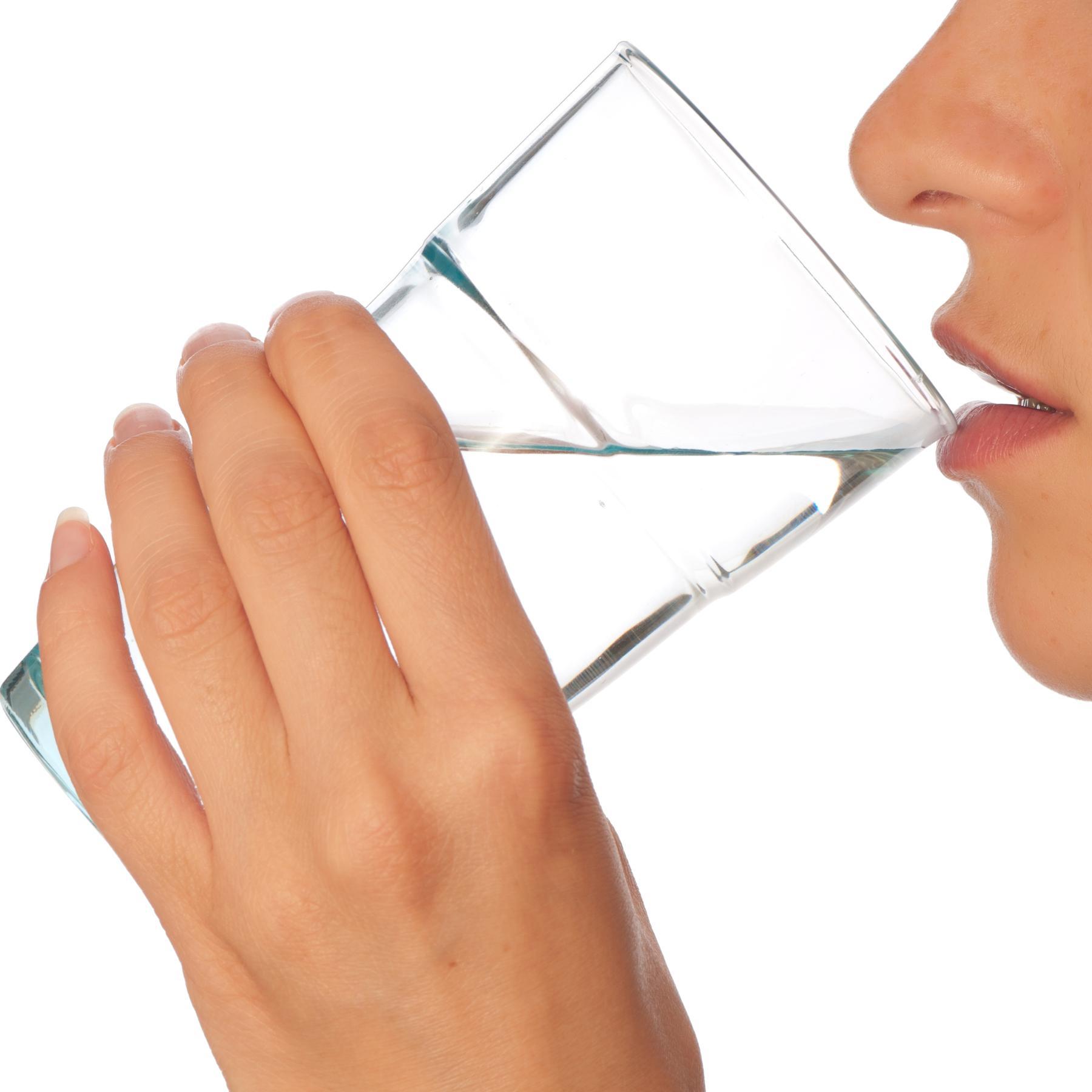 Trinken - Was passiert im Körper?