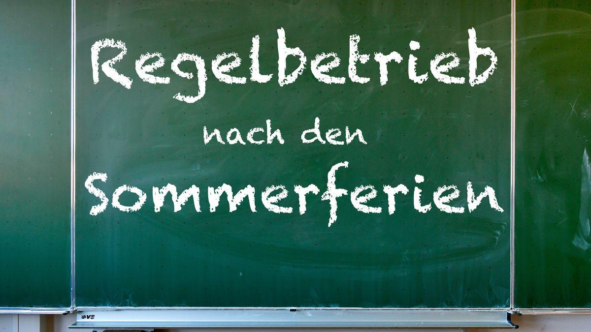 Regelbetrieb nach den Sommerferien (Symbolbild).