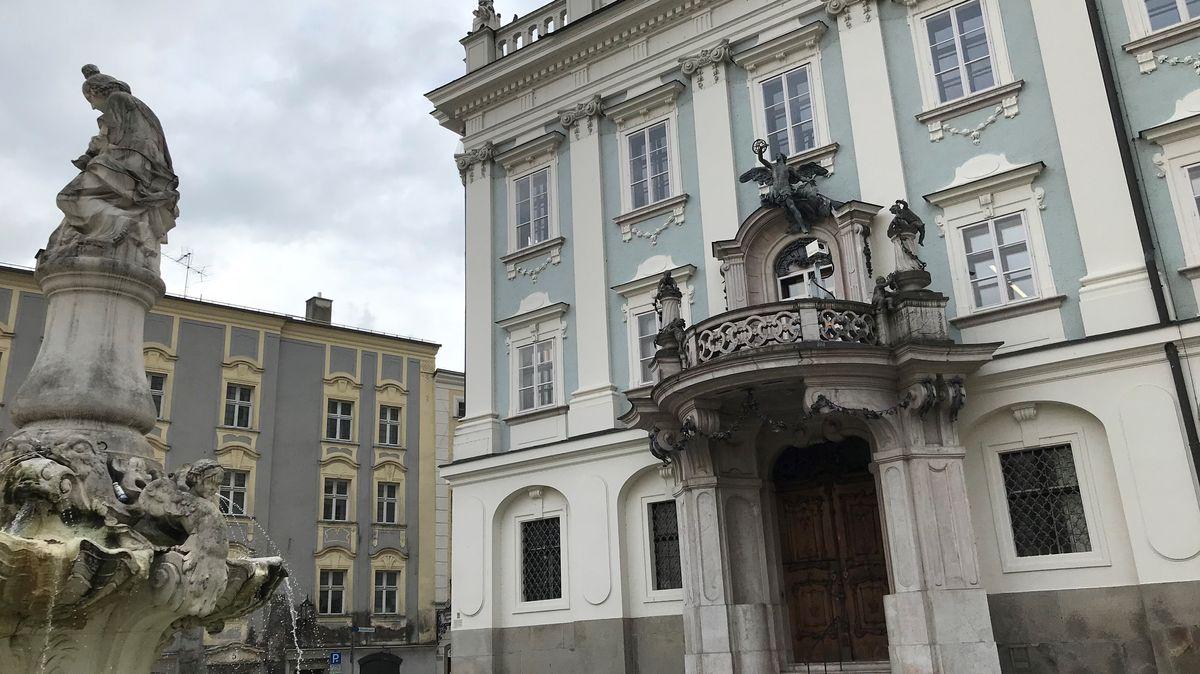 Alte bischöfliche Residenz in Passau