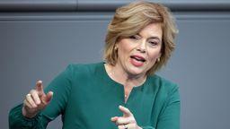 Julia Klöckner (CDU), Bundesministerin für Ernährung und Landwirtschaft. | Bild:dpa/Soeren Stache