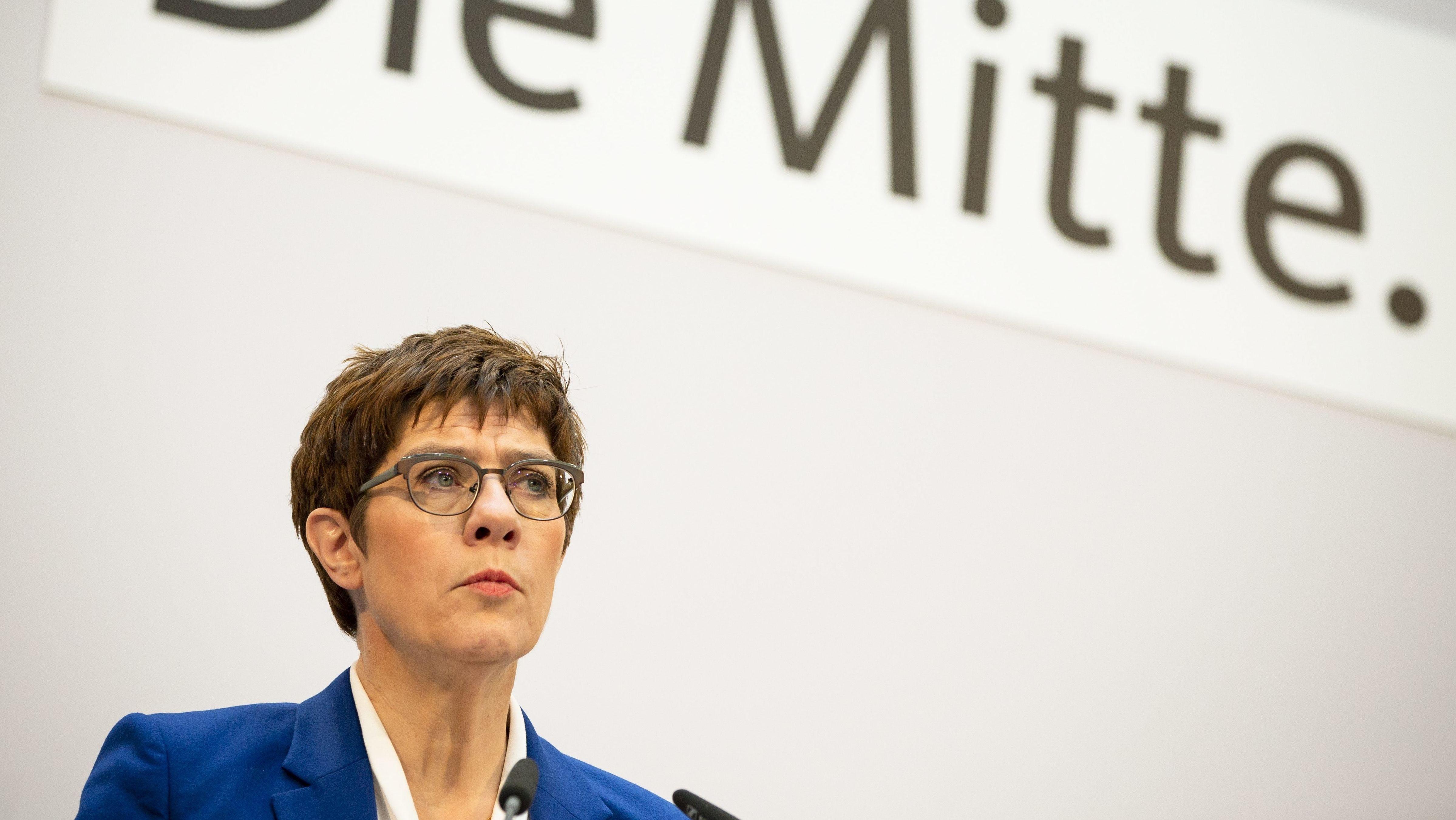 Richtungsstreit wird zur Zerreißprobe für die CDU