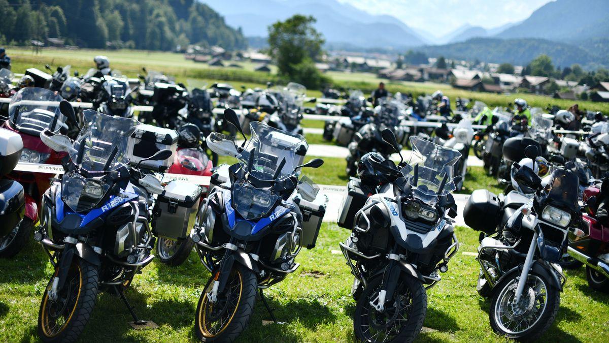 Motorrad Days 2019 in Garmisch