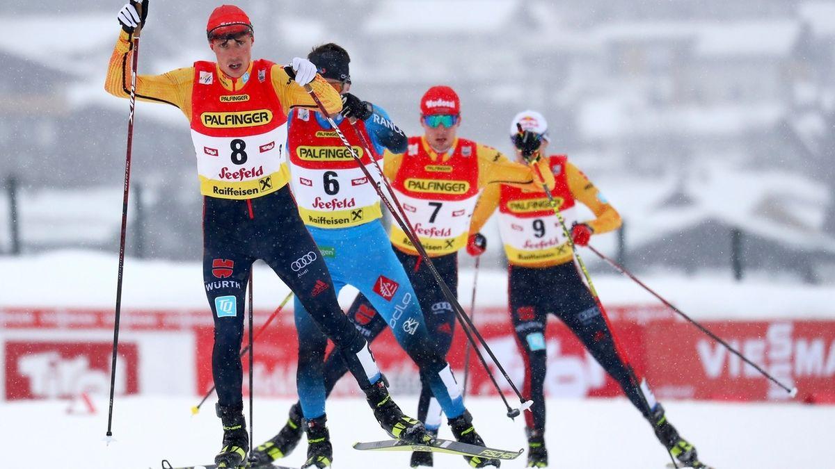 Nordische Kombination - Weltcup in Seefeld