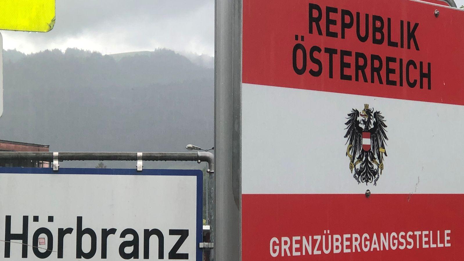 Grenzverkehr nach Österreich läuft wieder normal | BR24