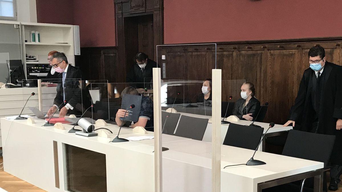 Mordprozess am Landgericht Weiden