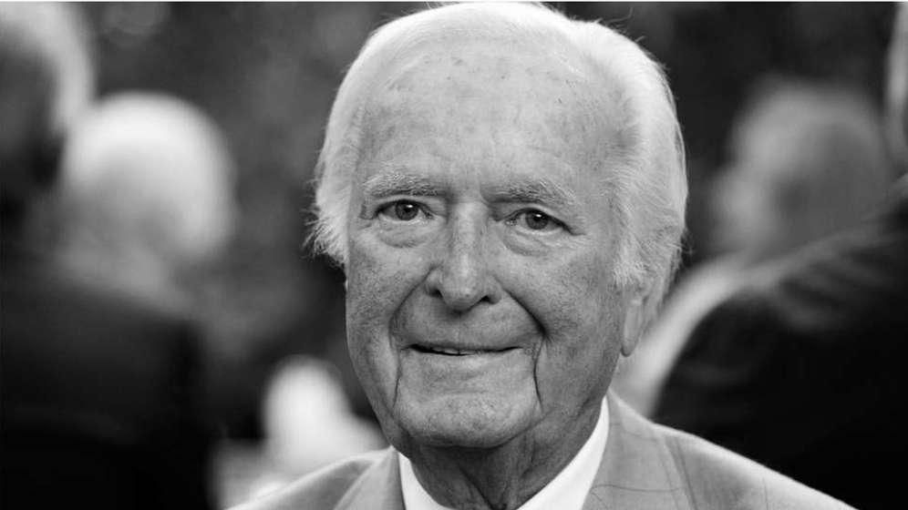 Komponist Martin Böttcher ist im Alter von 91 Jahren gestorben. | Bild:dpa/picture-alliance