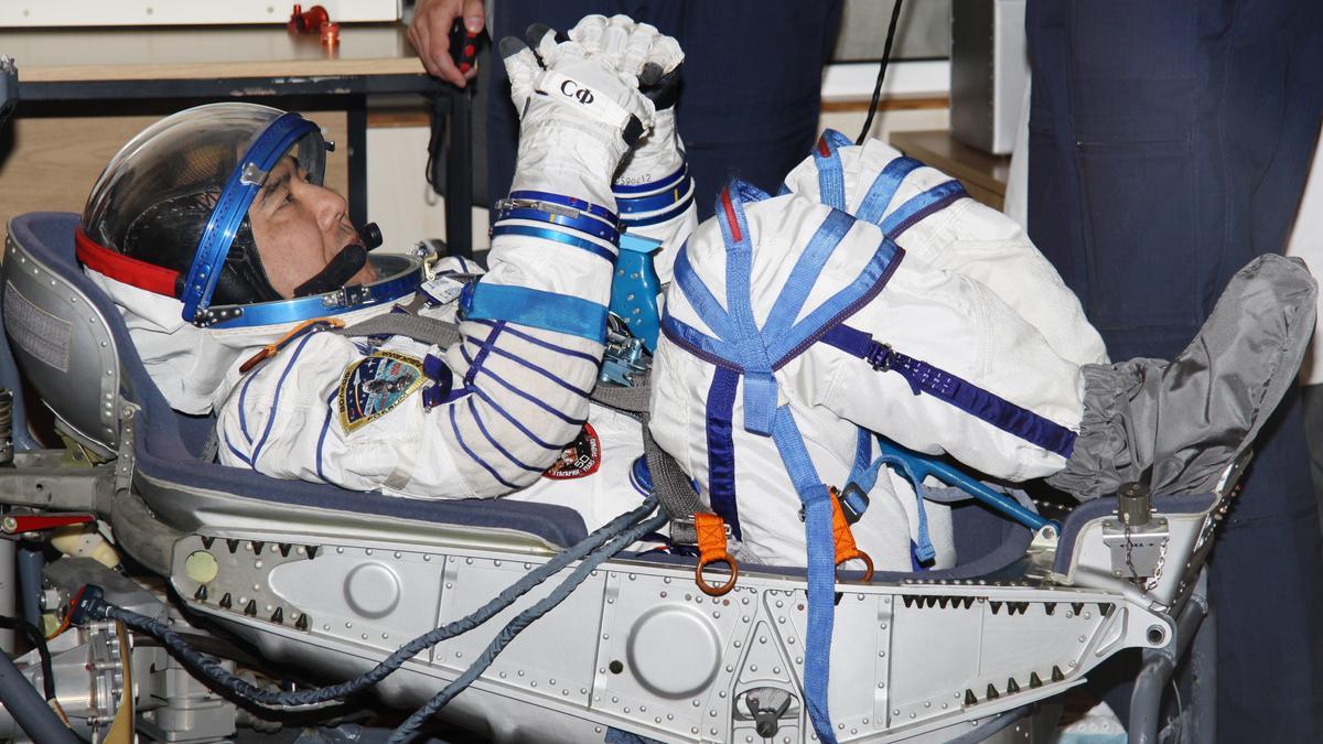 ISS-Kosmonauten zeigen auch sieben Monate nach Rückkehr aus dem All noch Veränderungen im Gehirn