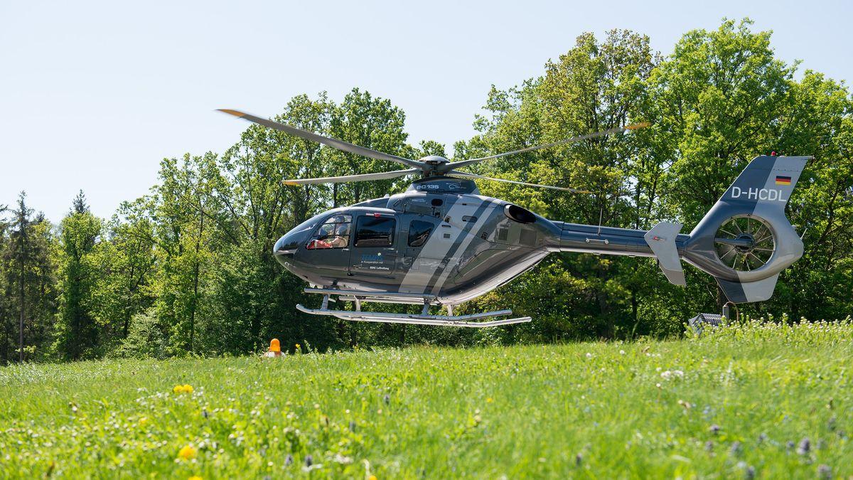 Die München Klinik Harlaching testet neue Wege: Ärzte fliegen per Helikopter zu Patienten, um Schlaganfälle direkt vor Ort zu versorgen.