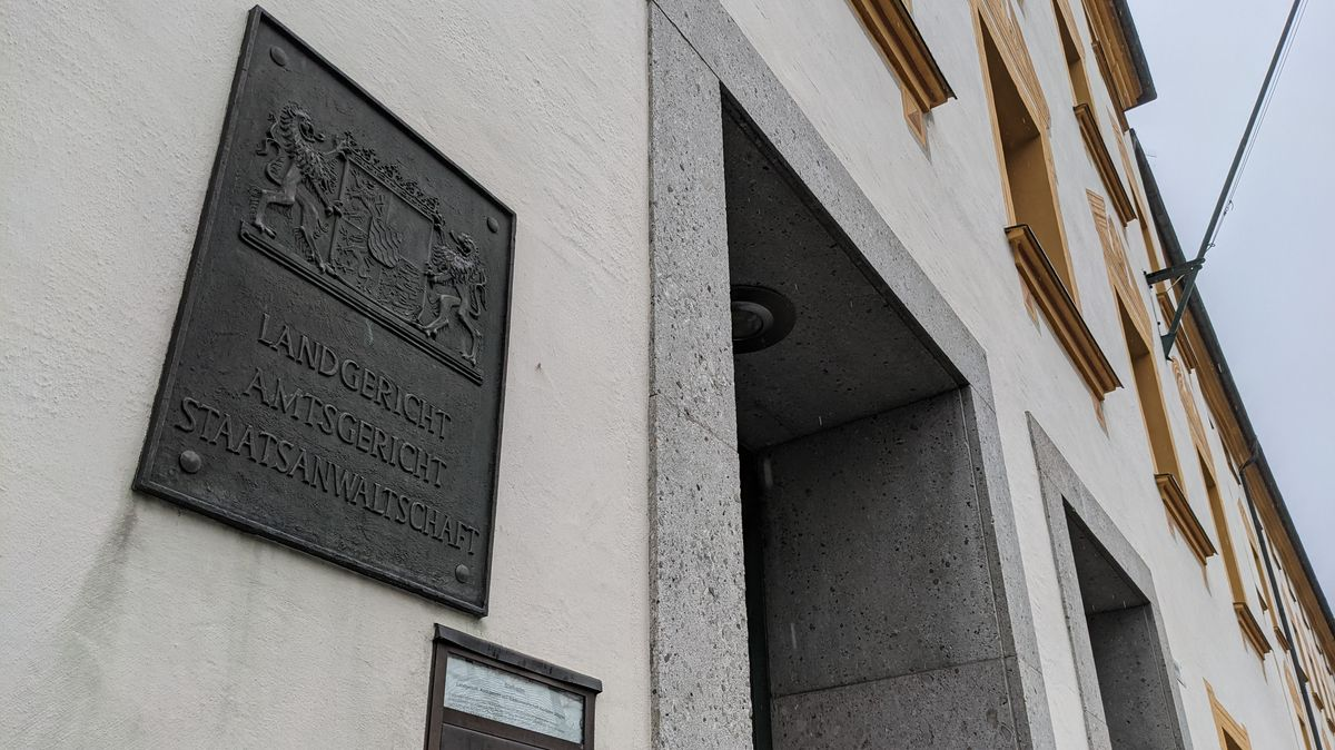 Landgericht, Amtsgericht und Staatsanwaltschaft in der Kemptener Residenz