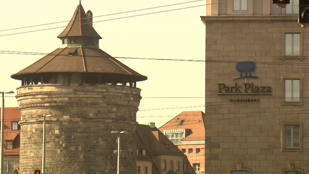 Hotel in Nürnberg (Symbolbild)