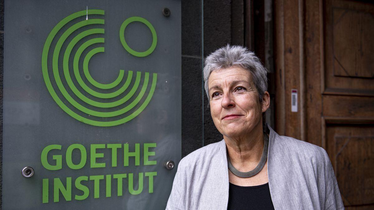 Carola Lentz hat am 13. November die Leitung des Goethe-Instituts übernommen.