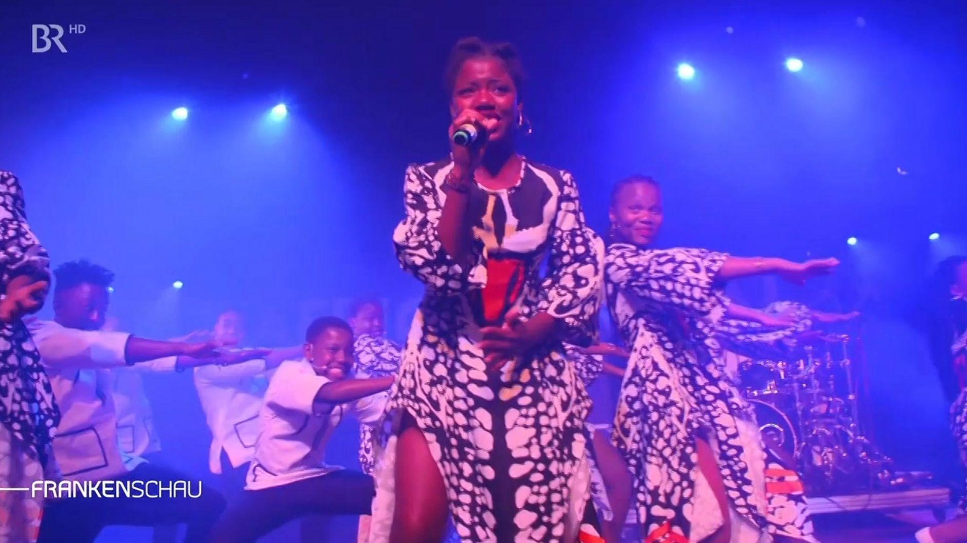 Konzert beim 31. Africa Festival