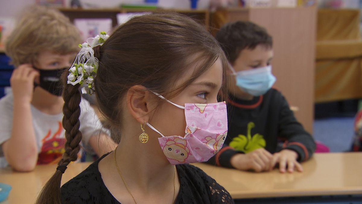 Auch an den Schulen herrscht wegen der sinkenden Infektionszahlen endlich wieder mehr Normalität.
