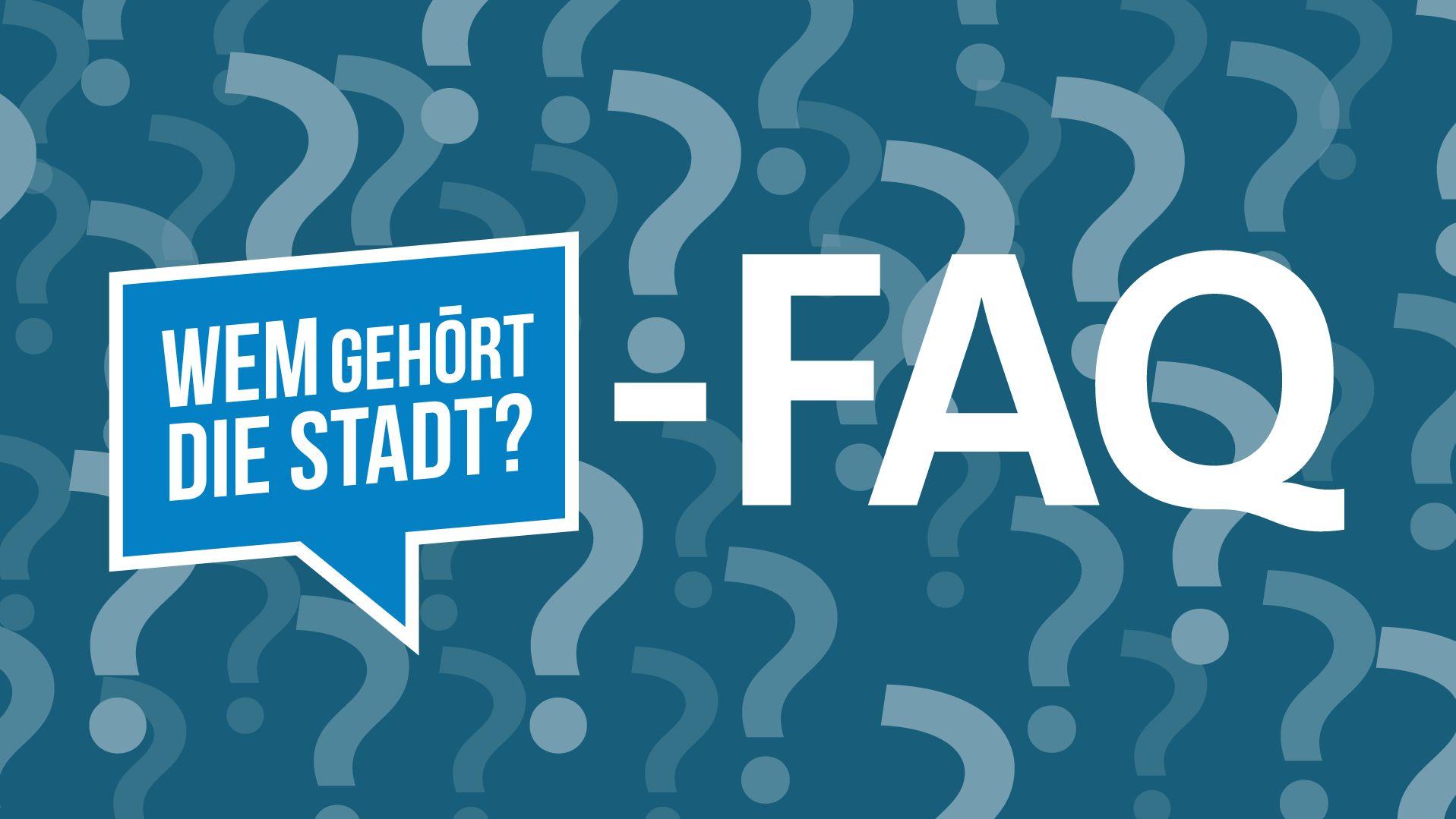 Wem gehört die Stadt? – Die Bürgerrecherche von BR und Correctiv in Augsburg, München und Würzburg | FAQ