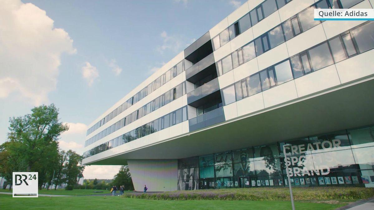 Adidas-Hauptquartier in Herzogenaurach
