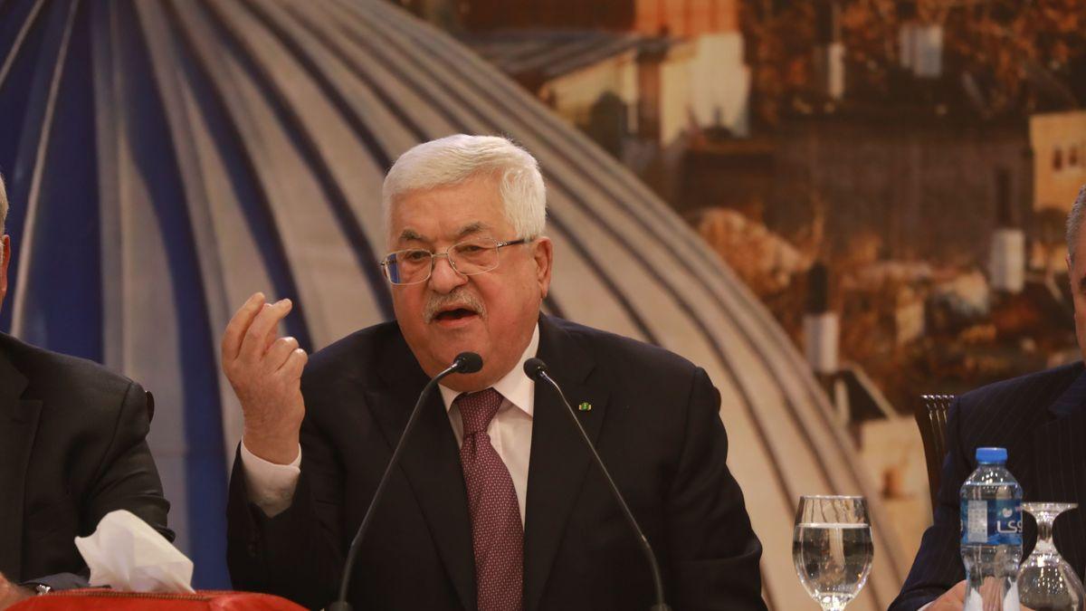 Lehnt Trumps Friedensplan deutlich ab: Palästinenser-Präsident Mahmud Abbas