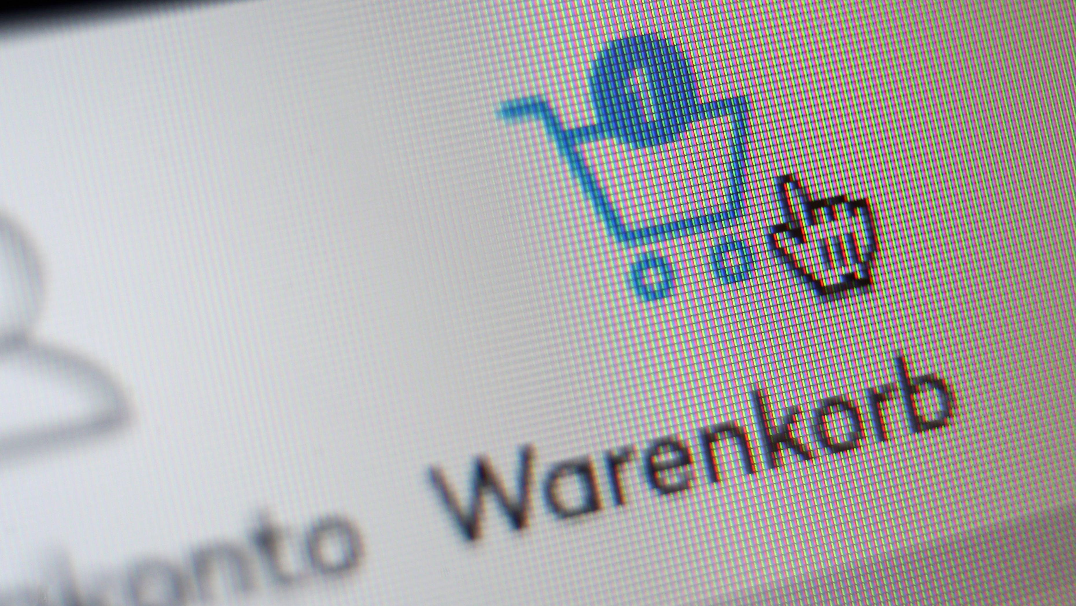 Symbolbild eines Einkaufswagens in einem Internet-Shop