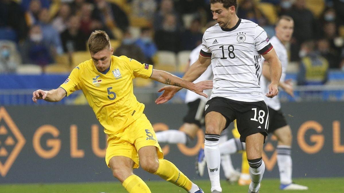 Ukraine - Deutschland