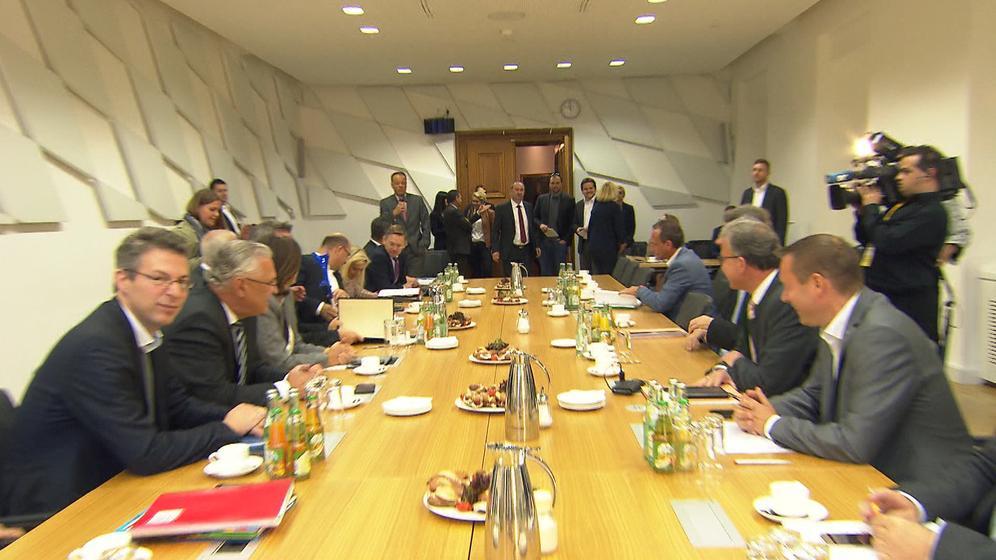 Koalitionsverhandlungen | Bild:BR