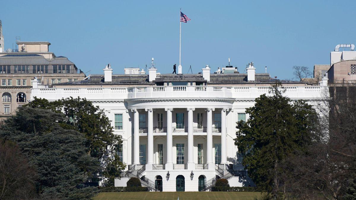 Das Weiße Haus, Washington