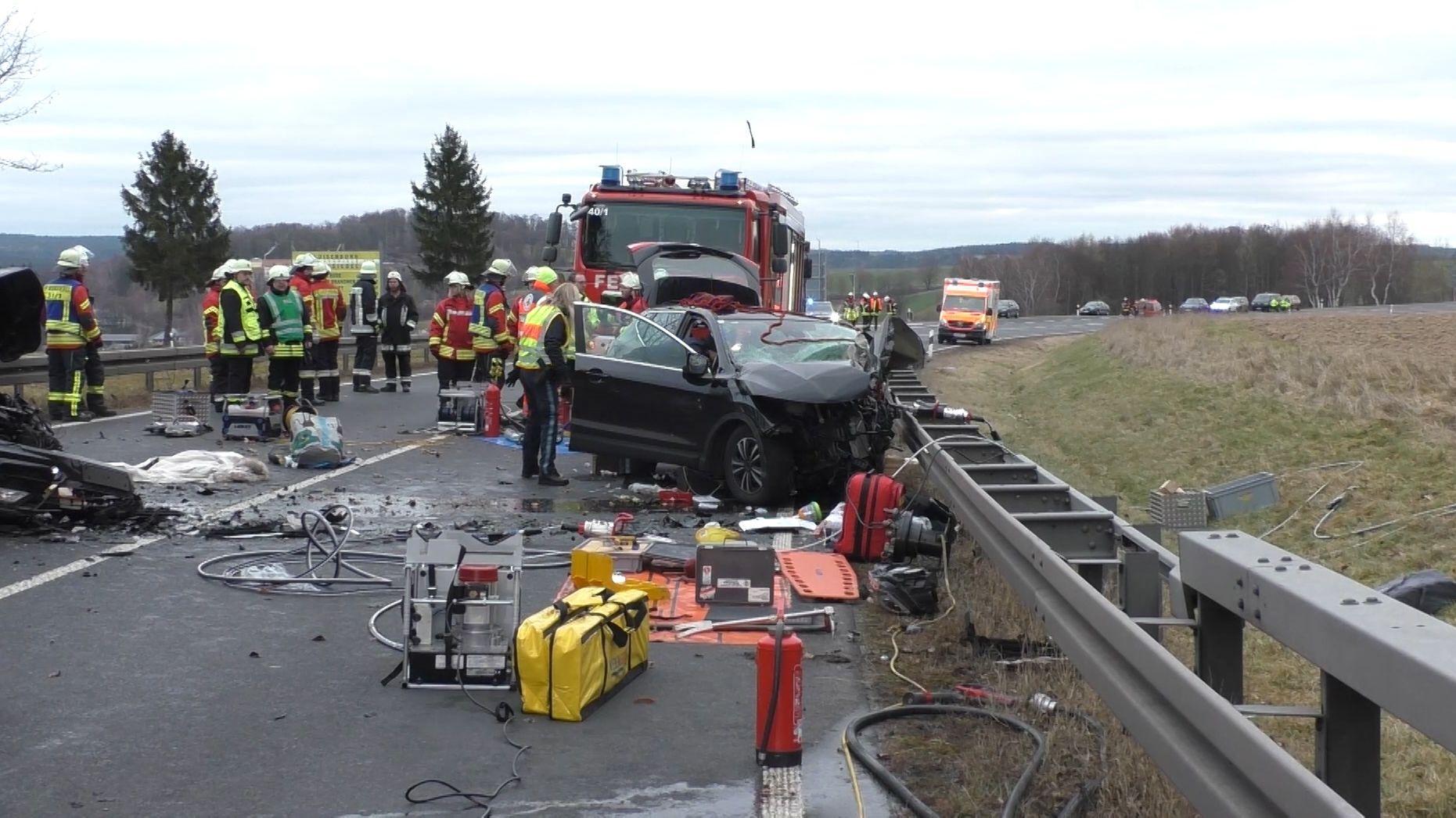 Unfall im Landkreis Wunsiedel
